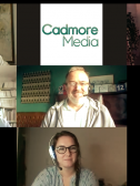 "Screenshot of the dialogue, ""Climate Change & Covid: What is the Heritage Impact?"" panel. From left to right: (top row) Amanda Pagliarino, Lisa Wilkins, (middle row) Ewan Hyslop, Keith Jones, Riza Hussaini, (bottom) Jessica Bekesi."
