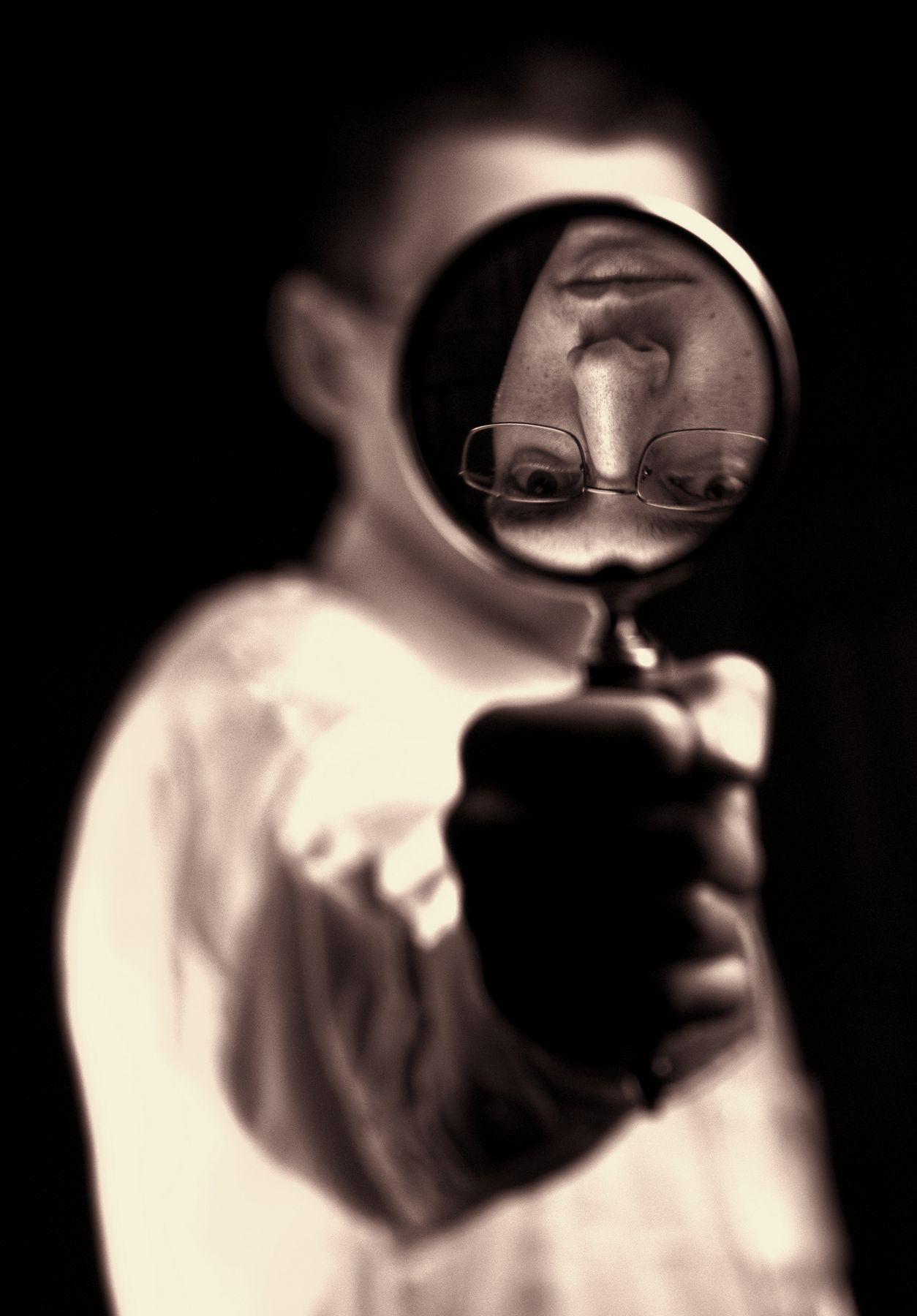 """""""Kenz magnified"""" photograph by Steven Smith (2012). Licensed under CC BY 2.0. Original location here."""