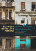 Between home and history cover