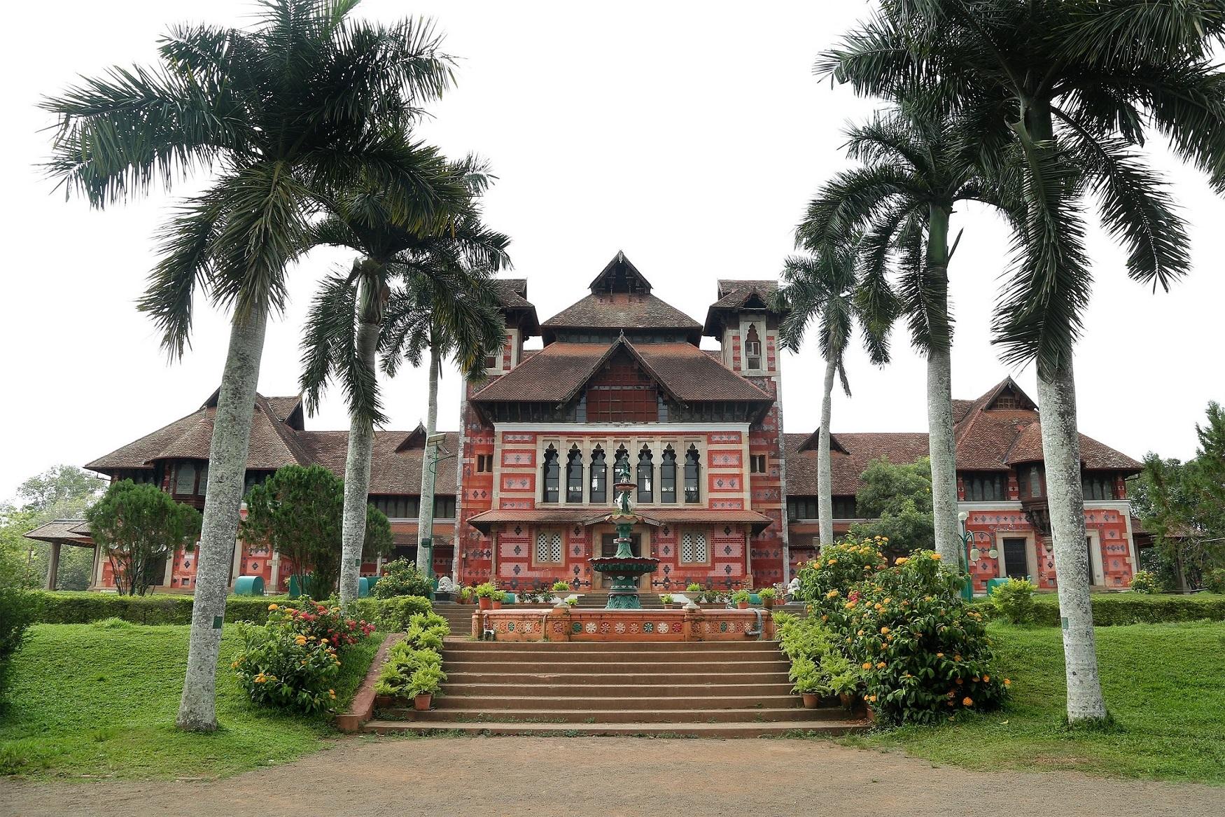 Napier Museum. © Napier Museum, Photo: Subhash Kowdiar