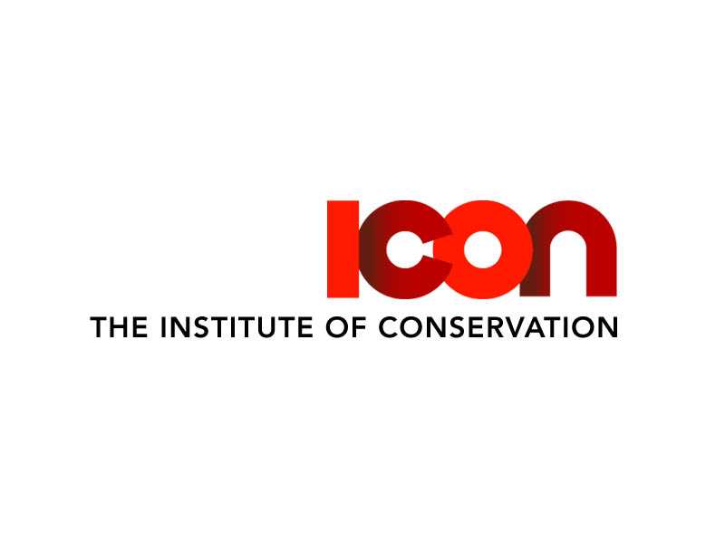 The Institute of Conservation (Icon) Logo. Copyright The Institute of Conservation