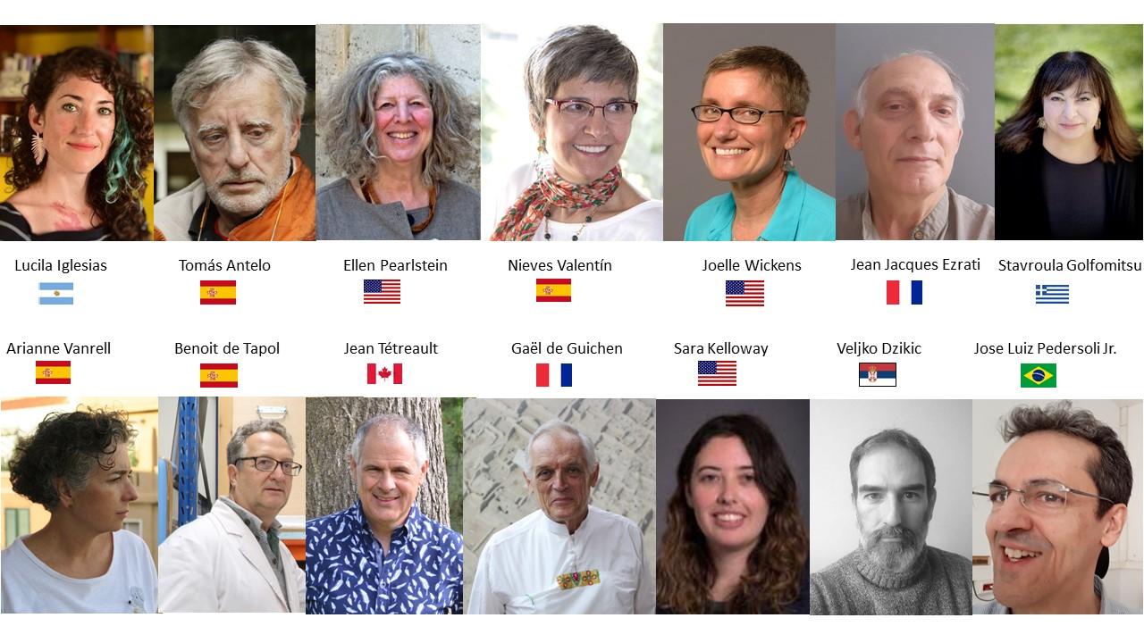 UTEC Webinar lecturers. Image courtesy of Rosanna Kuon.