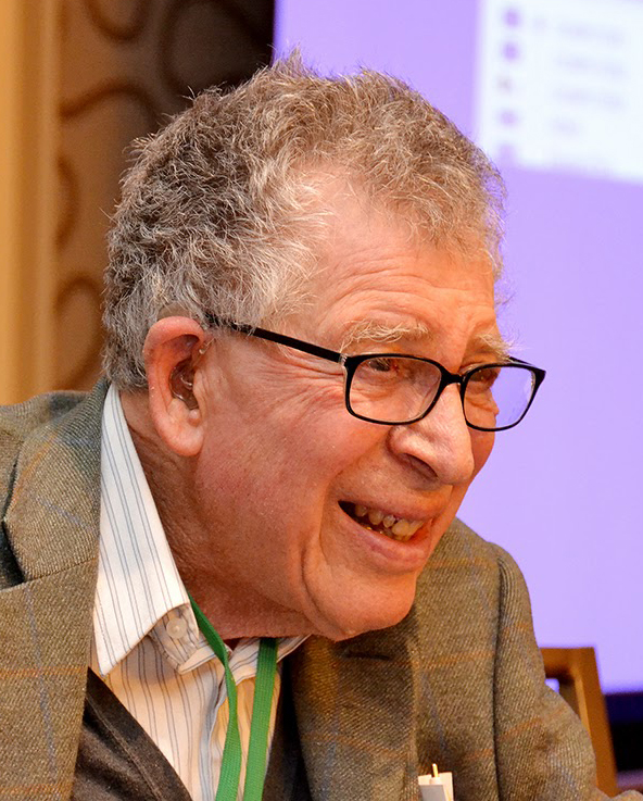 David Lowenthal. Image courtesy of the American Association of Geographers.