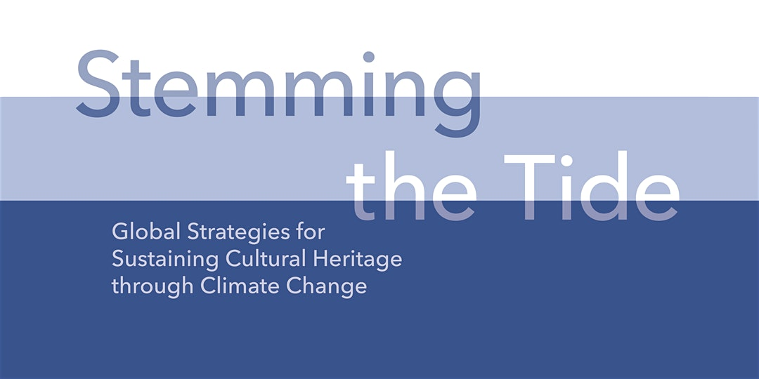 Stemming the Tide symposium graphic