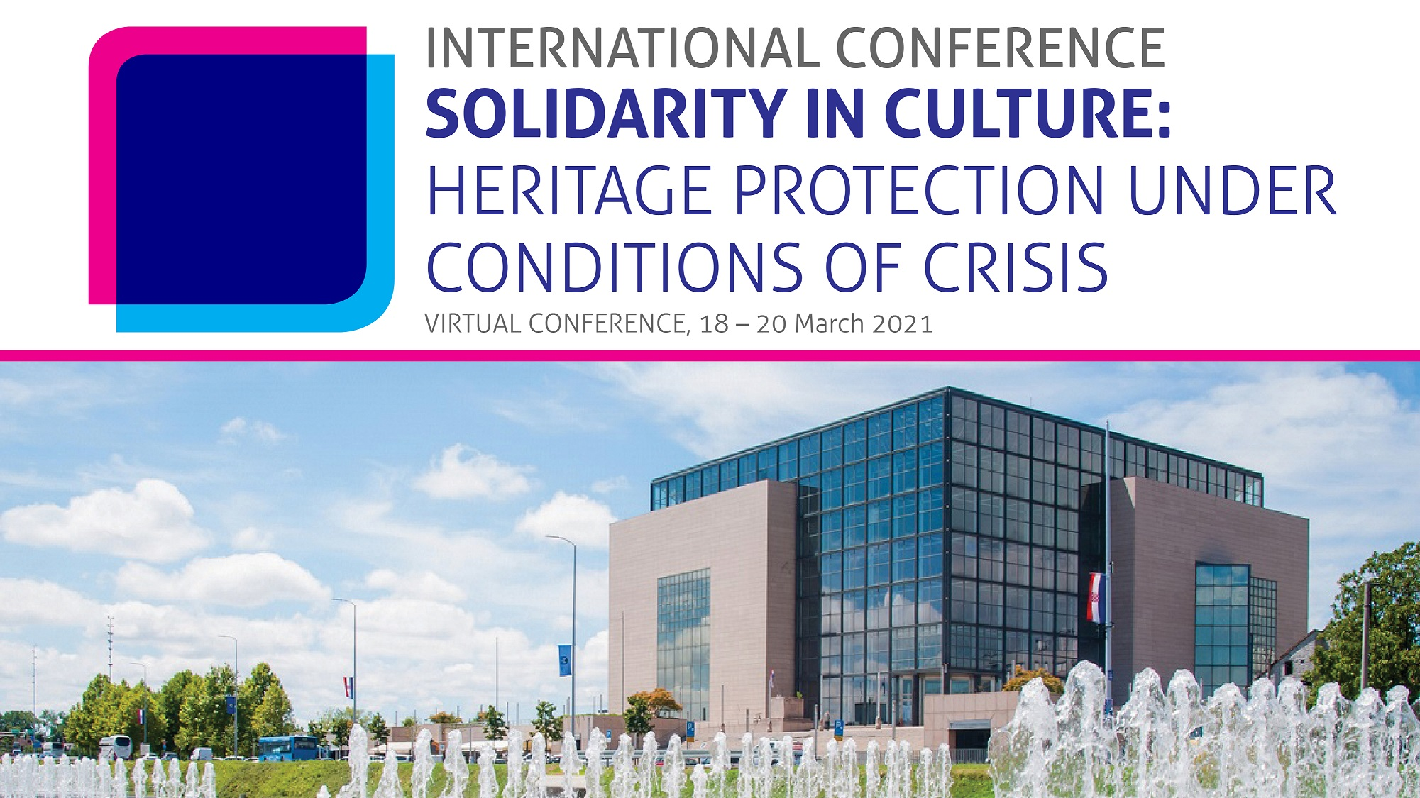 Virtual Solidarity in Culture Conference