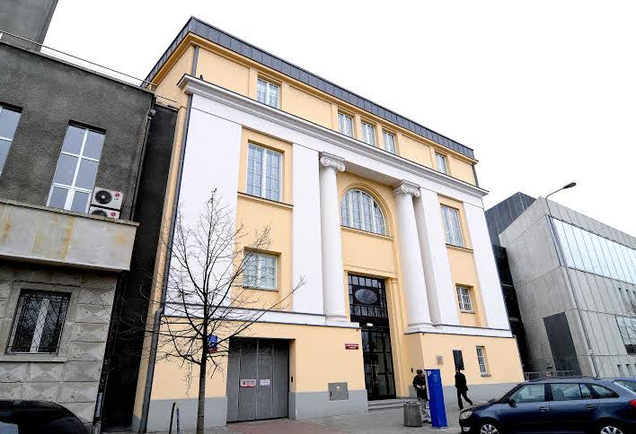 Academy of Fine Arts in Warsaw - Faculty of Conservation