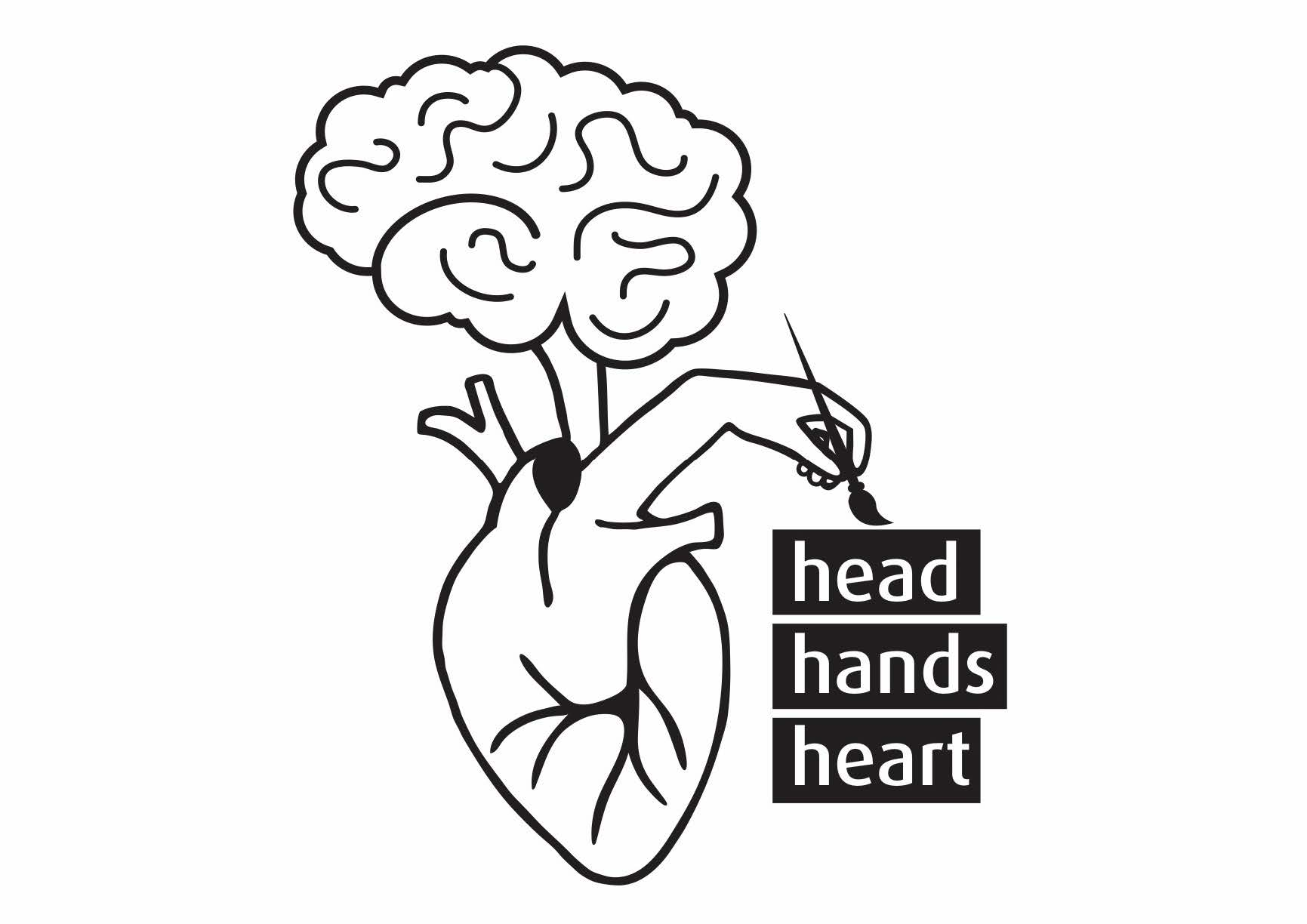 Head, hands & heart © HKB 2017