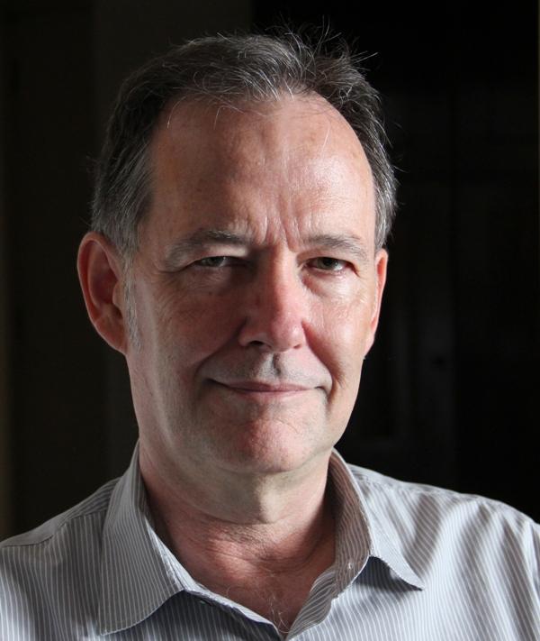 Photograph of Stefan Michalski. Image courtesy of Stefan Michalski