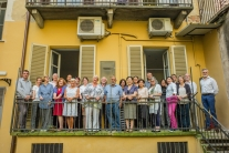 IIC Council Members and IGIIC at the council meeting in Turin this past September. Image by Sharra Grow