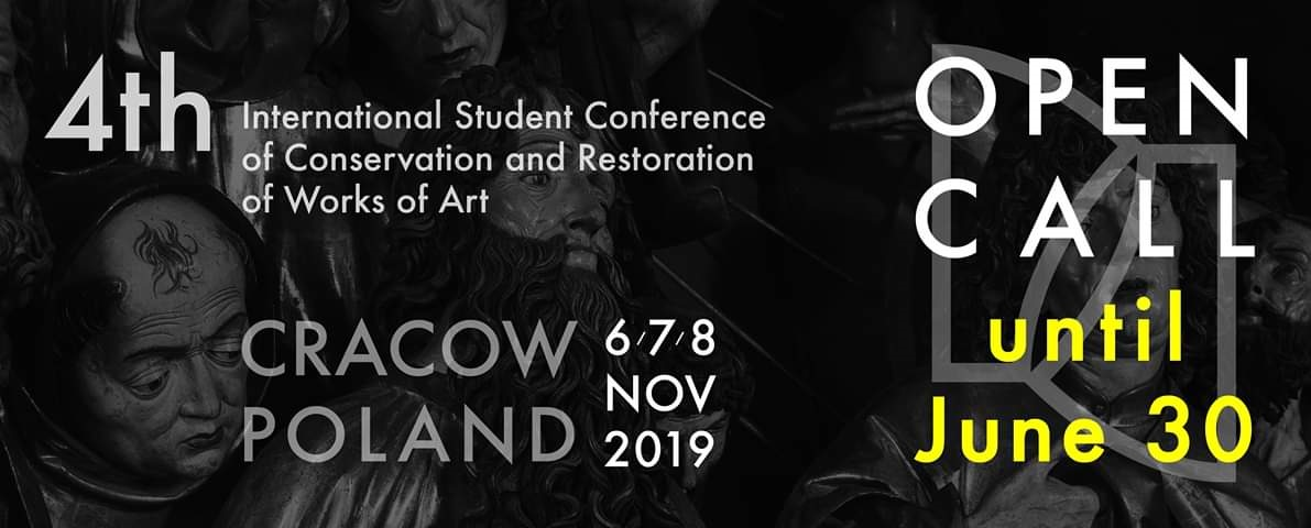 4th International Student Conference of conservation and restoration of works of art