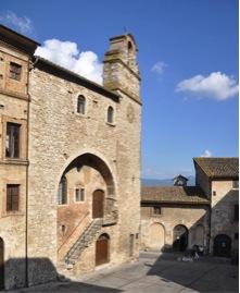 Palazzo Vecchio, San Gemini. Copyright Flavio Marzo