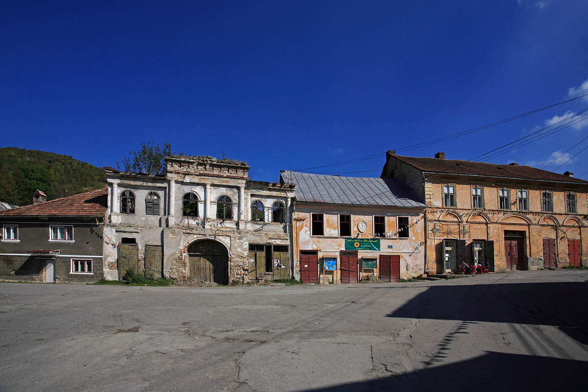 Saxon villages of transylvania to be preserved in partnership with global heritage fund - Saxon style houses in transylvania ...