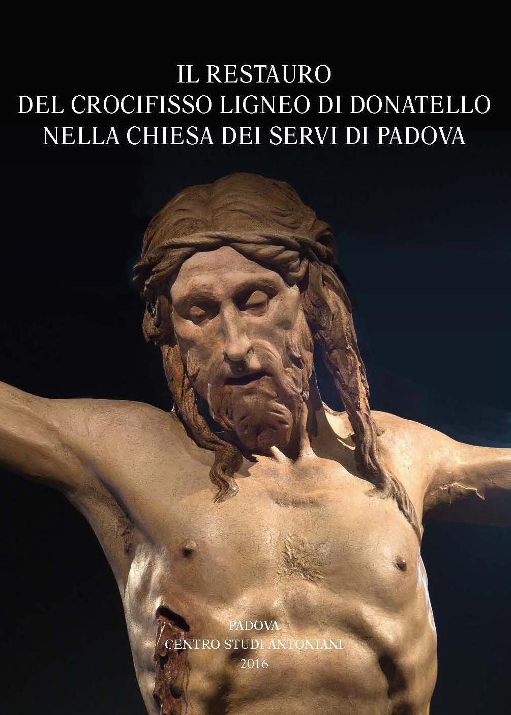 Book cover. Image courtesy of Centro Studi Antoniani.