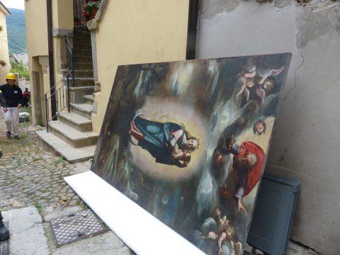 Photo credits:  segretariato-regionale per i beni culturali del lazio del mibact