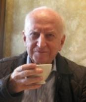 Photograph of Giorgio Toracca