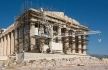 Restoration work at the western facade of the Parthenon, Acropolis, Athens, Greece; by Jebulon; https://commons.wikimedia.org/wiki/File:Restoration_work_Parthenon_facade_Acropolis_Athens_Greece.jpg