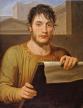 'Portrait of Giuseppe Guizzardi in 'ancient dress'' by Pelagio Palagi © Collezioni Comunali d'Arte, Bologna