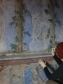 "Conservation and restauration work on wall paintings by Vlaho Bukovac, ""blue room"", retouch, Vlaho Bukovac House Museum, Cavtat. © Ana Požar Piplica"