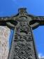The soaring 1970 concrete replica of St John's Cross, Iona. Image © Sally Foster.