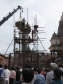 Re-erection of the Pillar of King Yoganarendra Malla on the Patan Durbar Square © Institute of Conservation, University of Applied Arts Vienna