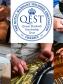 QEST Craft Funding Application, image courtesy of Julian Calder