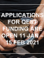 QEST Craft Funding Application