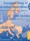 European Days of Conservation-Restoration 2021. Courtesy of ECCO