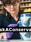 Ask a Conservator Day AIC FAIC Image