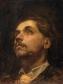 Portrait of Jacob Maris at the Age of Twenty, Rijksmuseum, Amsterdam, Public Domain (PD Art)