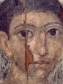Detail from a Mummy Portrait  © UCL Media Services - University College London