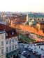 Warsaw City landscape