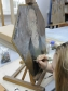 Student conservation in action © Academy of Fine Arts in Warsaw