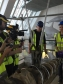 Filming the conservation process ©The Trustees of the Natural History Museum, London
