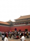 Meridian Gate in the Forbidden City, Beijing China.  Photograph by Emily MacDonald-Korth