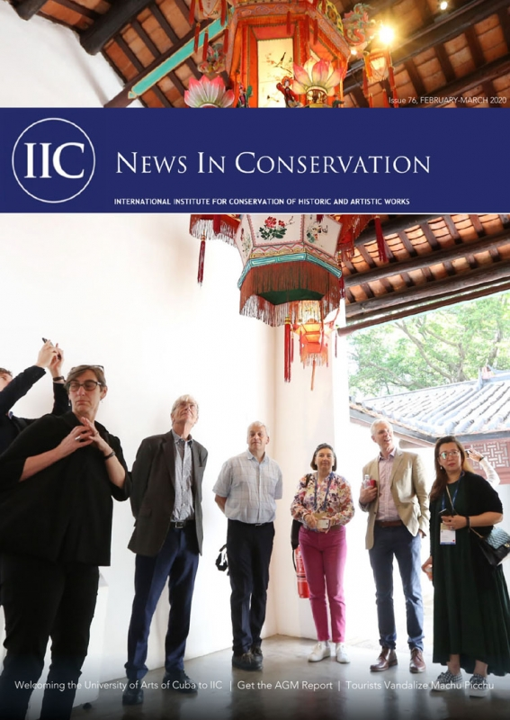 News in Conservation, Issue 76, February-March 2020